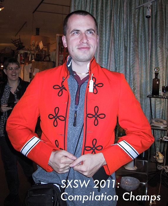 SXSW 2011 Compilation Champs