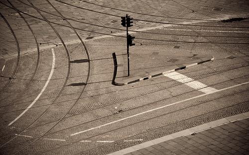 Crossroad, by Daniele Sartori