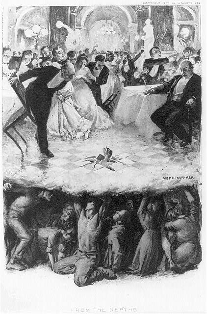 From the Depths (1905, William Balfour Ker)