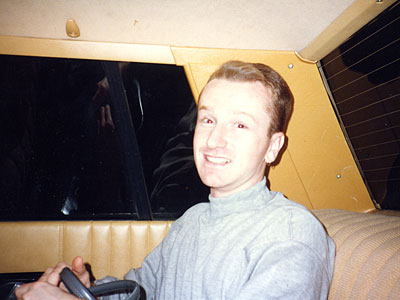 The author in 1992